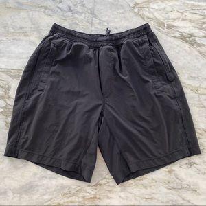 """LULULEMON Lined 9"""" Athletic Workout Shorts"""